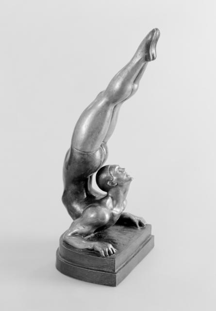 Gaston Lachaise, 'Acrobat', 1928, Indianapolis Museum of Art at Newfields