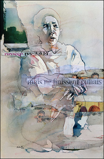 , 'MAIS NE FINISSENT PAS,' 2015, ARTCO Gallery