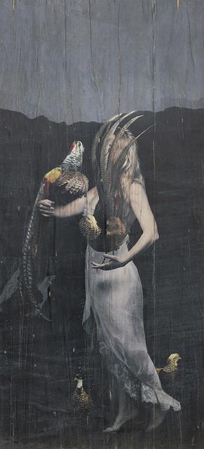 , 'Diana cazadora II,' , Barro Arte Contemporáneo
