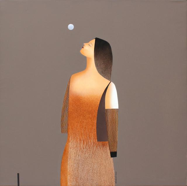 , 'Meditation,' 2018, Orient Gallery