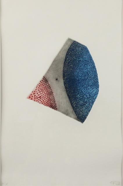 , 'Bleu, blanc, rouge,' 1982, Fólio
