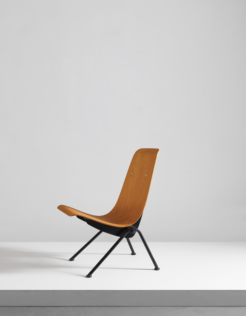 "Jean Prouvé, '""Antony"" chair, model no. 356', Designed in 1954, Phillips"