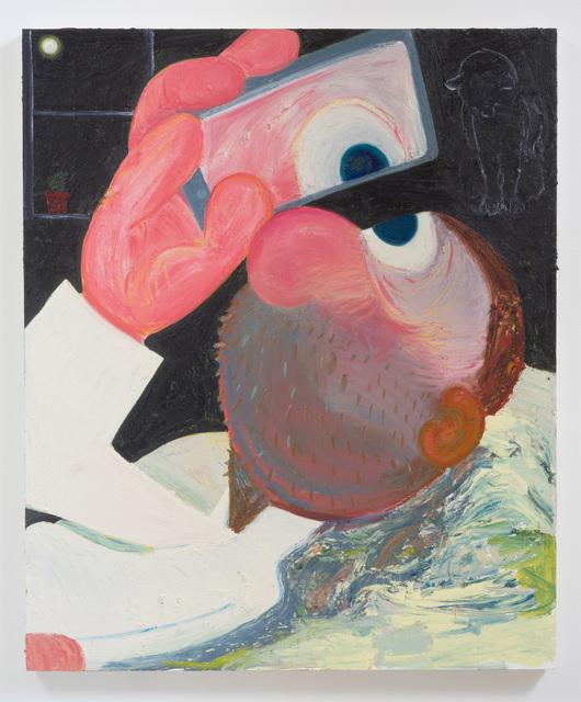 , 'Selfie,' 2014, Susanne Vielmetter Los Angeles Projects
