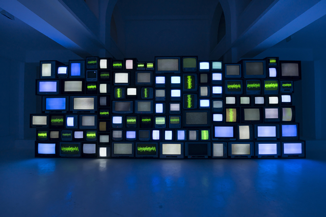, 'Channels,' 2013, Lisson Gallery