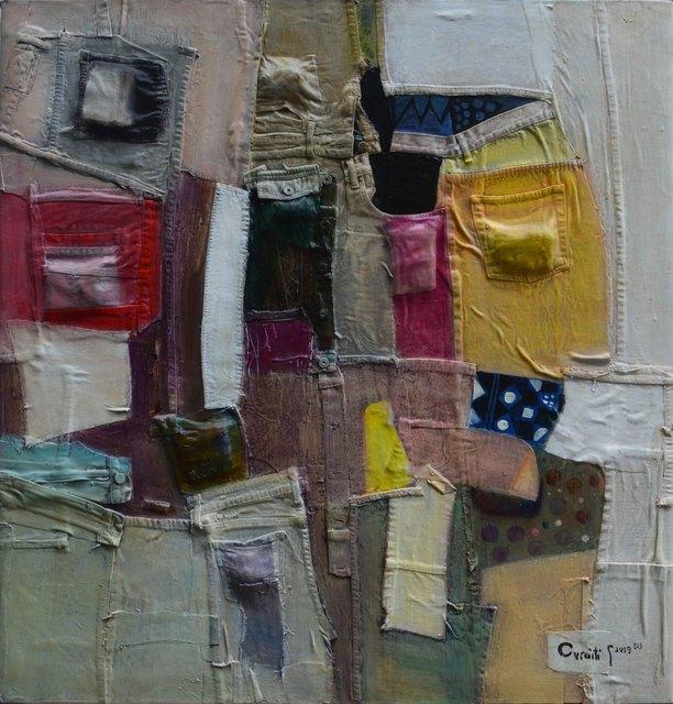 Sam Ovraiti, 'Handsome 1', 2019, The Hourglass Gallery