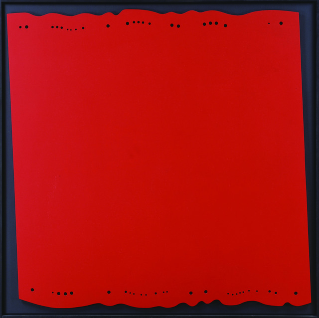 , 'WORK84-12-I,' 1984, Anne Mosseri-Marlio Galerie