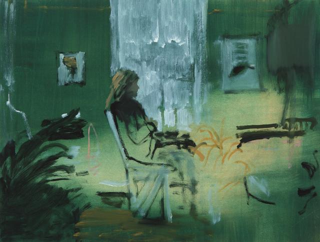 , 'Vanishing Woman,' 2017, Barnard Gallery