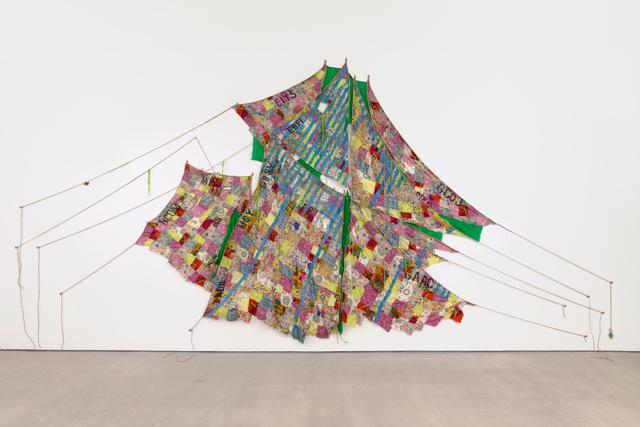 Hew Locke, 'Call Sign 1', 2019, Hales Gallery