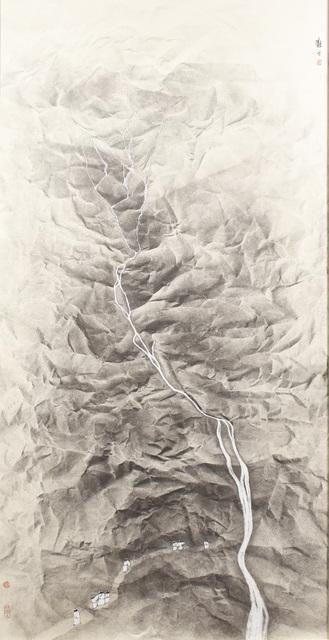 Sanzi 散子, '山路弯弯A Tortuous Road', 2018, Art WeMe Contemporary Gallery