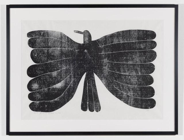 , 'BIG BLACK BIRD,' 2018, Subliminal Projects