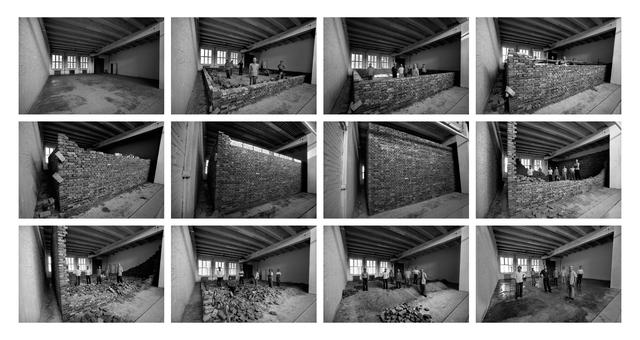 Wang Wei 王衛, 'Temporary Space', 2015, Edouard Malingue Gallery