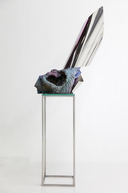, 'the unfolding,' 2014, Osnova Gallery
