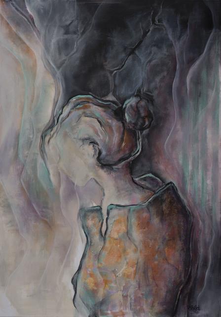 Roxana Portal, 'Arkana XII', 2019, Painting, Acrylic on canvas, ACCS Visual Arts