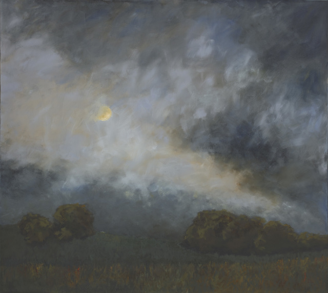 , 'Moonlit Fields,' 2017, Seager Gray Gallery