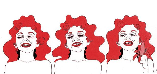, 'Good-by Marilyn,' 1971, Nanzuka