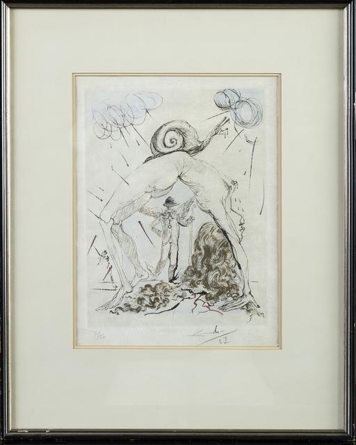 Salvador Dalí, 'Les Tranchees', 1979, Modern Artifact
