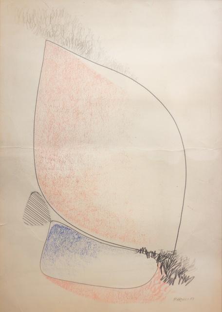 , 'Cellule antropomorfe,' ca. 1971, Studio Mariani Gallery