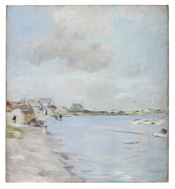 Charles Webster Hawthorne, 'Sketch, Hyannisport', 1903, Indianapolis Museum of Art at Newfields