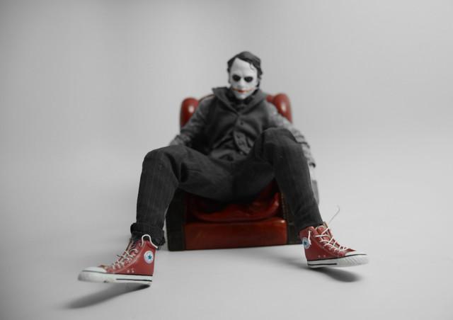 Santlov, 'Joker Chucks,' 2013, Avant Gallery