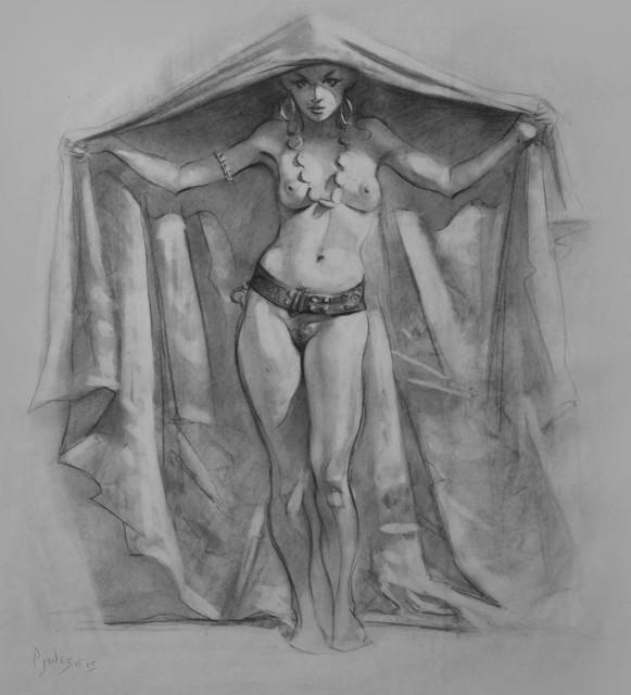 , 'Arabian Carmen,' , IX Gallery
