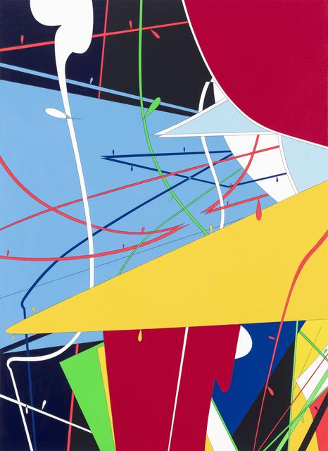 , 'Debris Division #7,' 2016, Lee Eugean Gallery