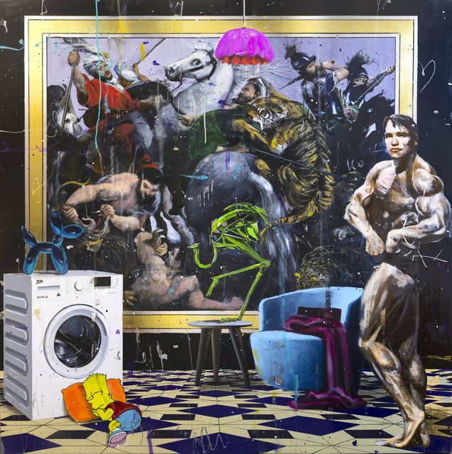 Angelo Accardi, 'Do you like ? ', 2019, Eden Fine Art