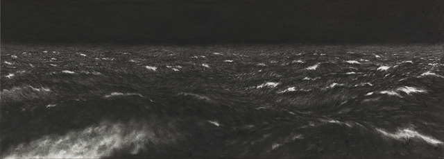 , 'Black Sea IX,' 2016, Livingstone gallery THE HAGUE/BERLIN