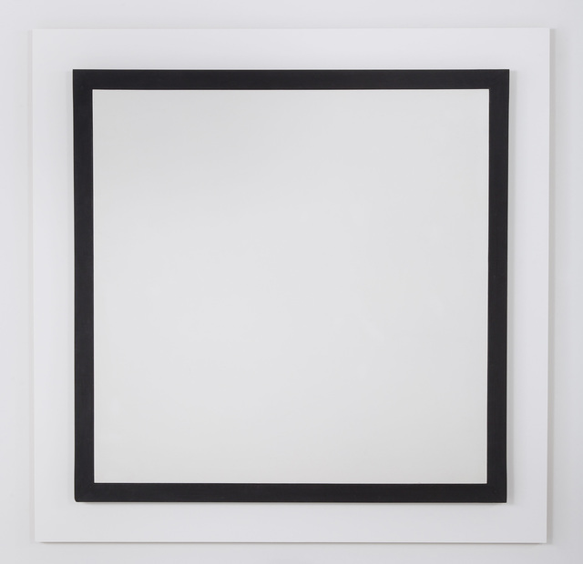 , 'White Square,' 1953, Fondation Beyeler