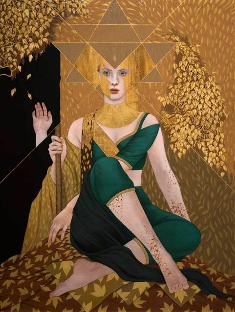 , 'Gold Dust Woman,' 2017, Modern Eden
