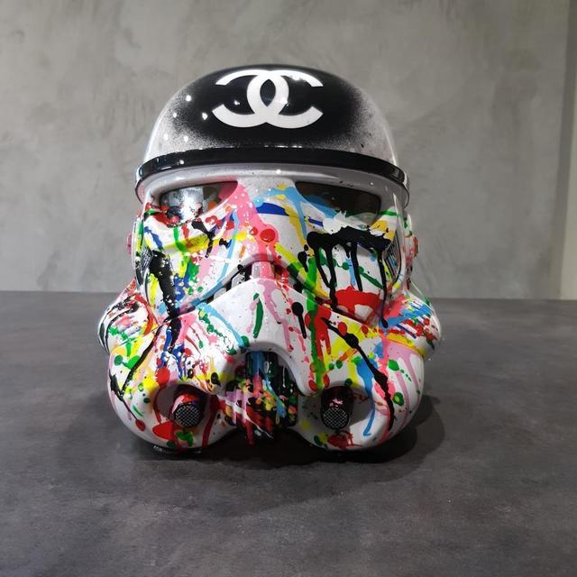 , 'Stormtrooper addict Chanel,' 2018, 5ART GALLERY