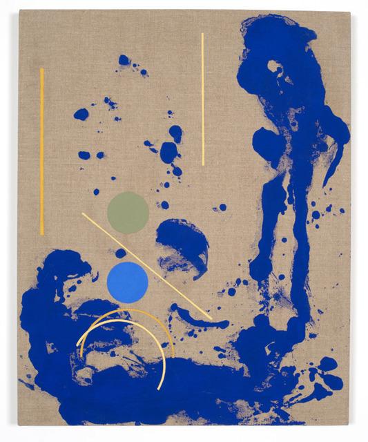 , 'Blue Distance,' 2014, Et al.