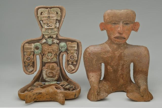 , 'Vase tripode avec figurines (Tripod vase with figures),' , Musée du quai Branly