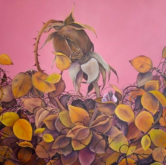 , 'September Roses,' 2013, Susan Eley Fine Art