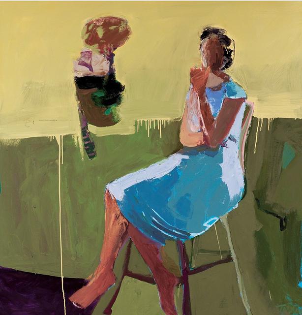 , 'Silence,' 2017, Sue Greenwood Fine Art