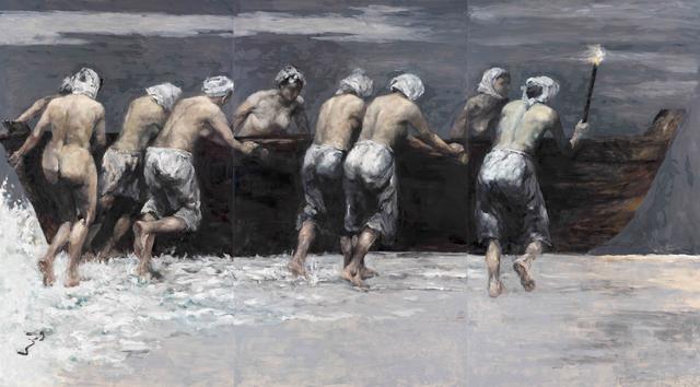Cen Long, 'The Pearl Fisher's Rite', 2019, Hann Art Agency