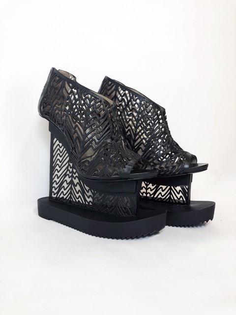 Iris van Herpen, 'Seijaku Shoes ', 2016, Rademakers Gallery