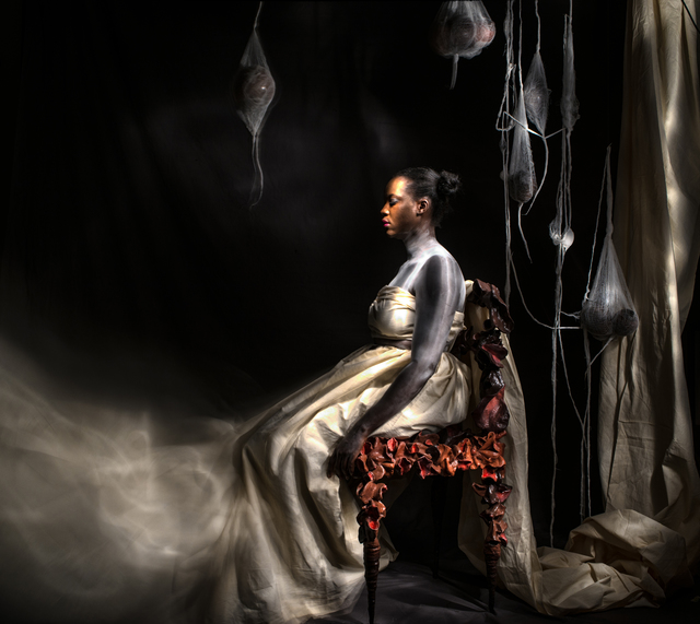 , 'Seat of honor 3,' 2017, Afriart Gallery