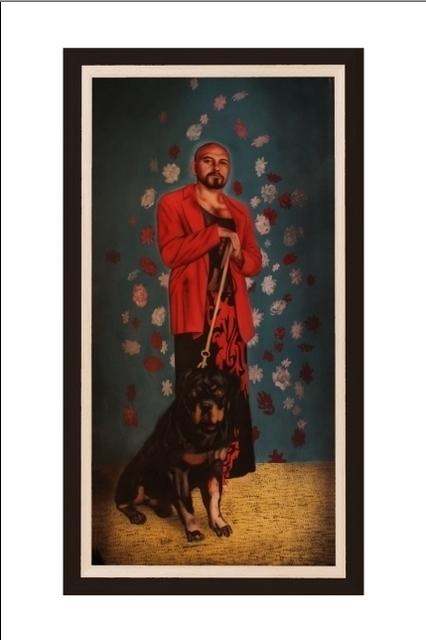 , 'Canis Pugnax - 1,' 2014, Christinger De Mayo