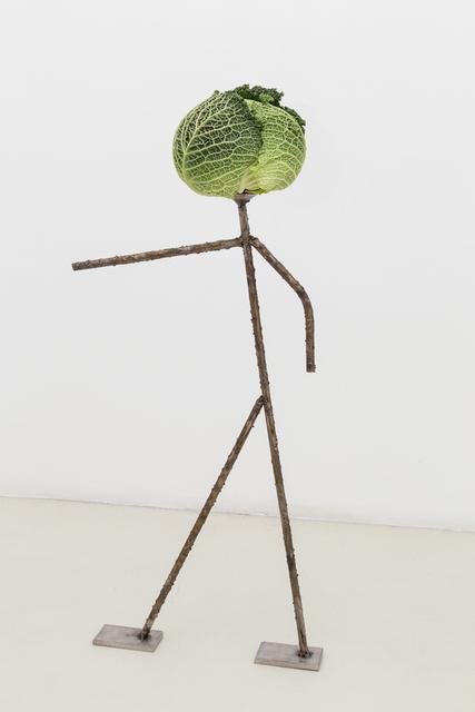 , 'Capo (capurale),' 2014, Umberto Di Marino