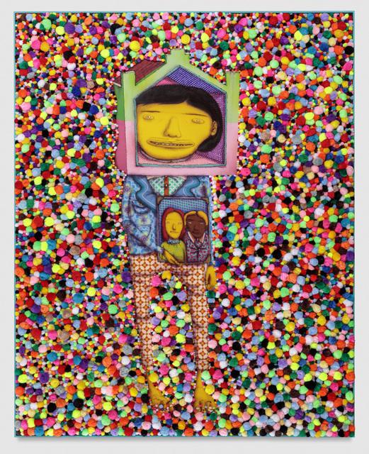 , 'Procession,' 2017, Lehmann Maupin