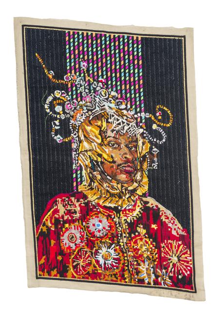, 'Ubuqaqawuli buka Nongayindoda (*A Transhuman Proposal),' 2017, WHATIFTHEWORLD