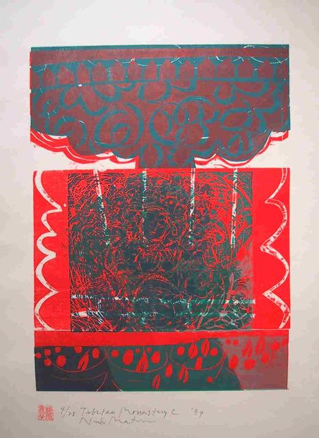, 'Tibetan Monastery C ,' 1994, Abbozzo Gallery