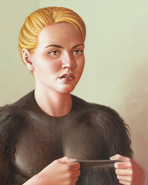 , 'Gorillagirl,' 2014, Galerie Kleindienst