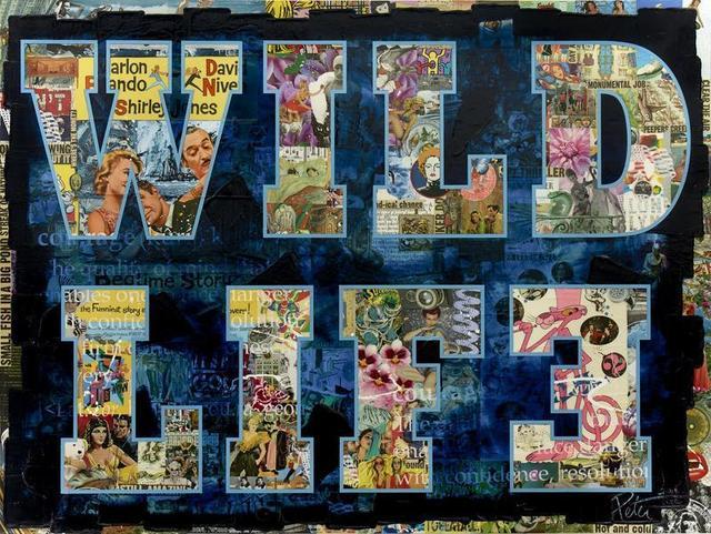 Peter Tunney, 'WILD LIFE', 2016, David Parker Gallery