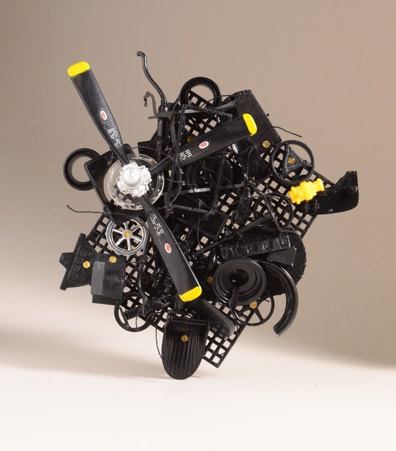 , 'Black Pile, Brooch,' 2014, Gallery Loupe