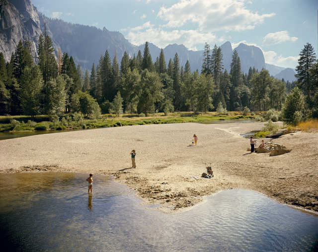 , 'Merced River, Yosemite National Park, California, August 13, 1979,' 1979, The Museum of Modern Art