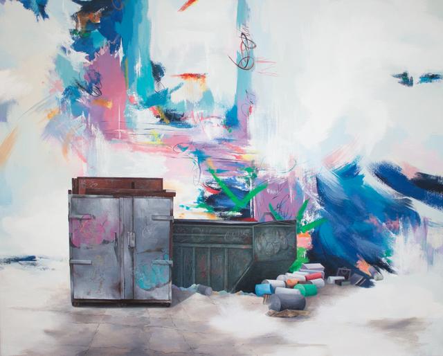 Moisés Jácome, 'Contenedor', 2018, Eme Espacio de Arte