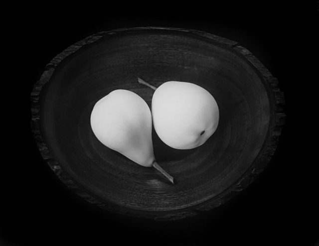 , 'Two Pears, Cushing, ME,' 1999, Obscura Gallery