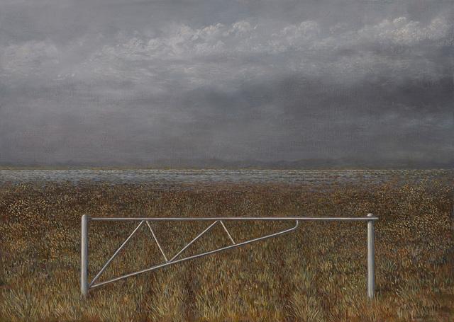 Adam Nudelman, 'Gate at Lake Augusta', 2012, Nanda\Hobbs