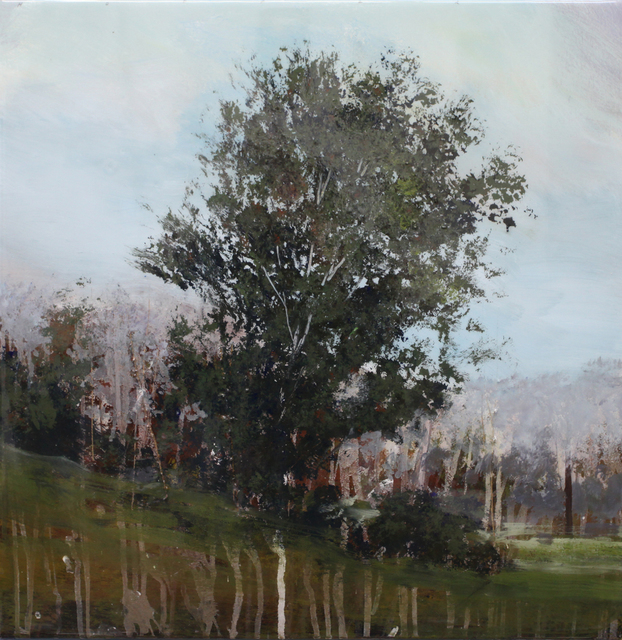 Peter Hoffer, 'Portrait', 2011, Kathryn Markel Fine Arts
